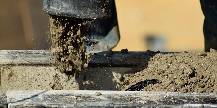 Støbning af fundament, sokkel, terrændæk, punktfundament, Fyn